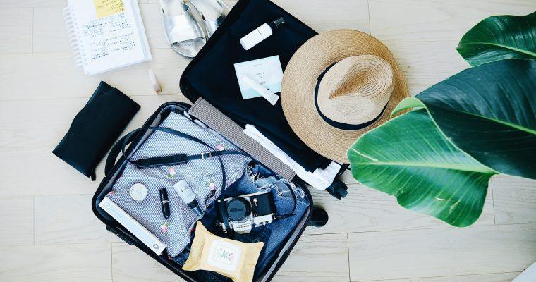 Préparer ta valise pour ton voyage de noces : destination soleil !