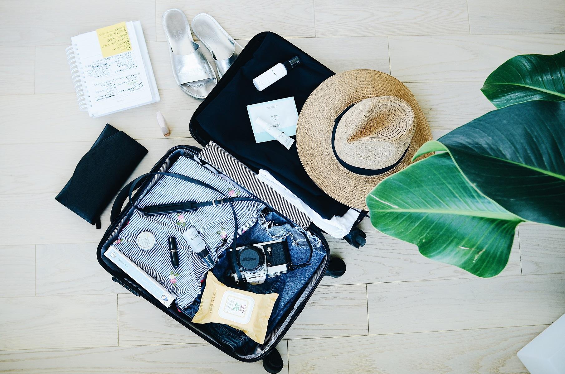 Préparer ta valise pour ton voyage de noces : vamos a la playa !