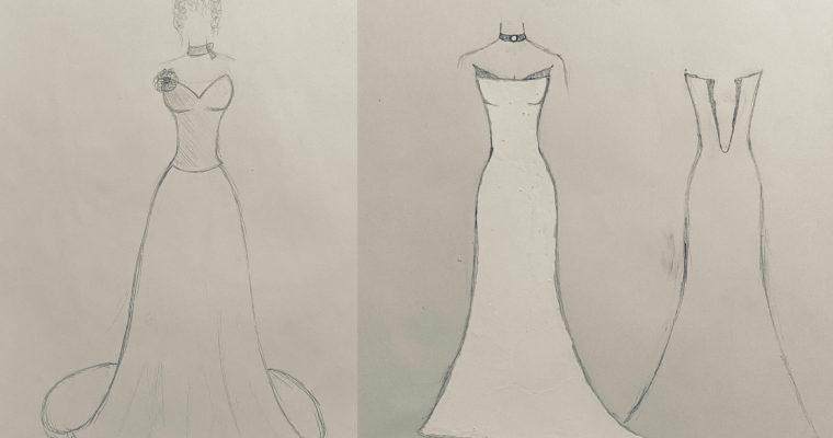 Comment trouver sa robe de mariée un peu trop rapidement et finir avec trois robes… – Partie 1