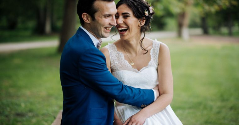 Mon mariage green et romantique : les séances photos loin de tout