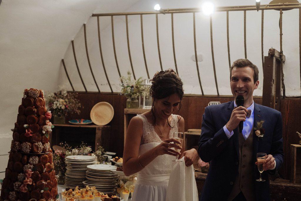 Le repas végétarien de mon mariage // Photo : Nicolas Grout