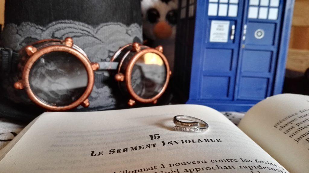 L'histoire de la demande en mariage et de la bague de fiançailles...