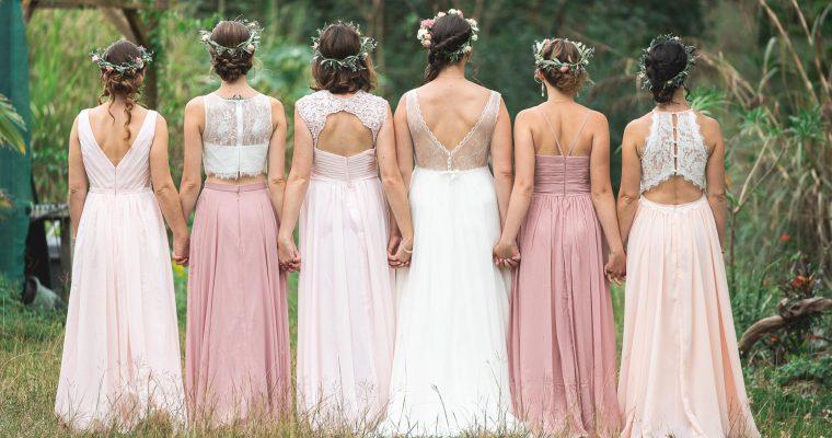 Le mariage champêtre de Maeva sur les terres familiales en Nouvelle-Calédonie