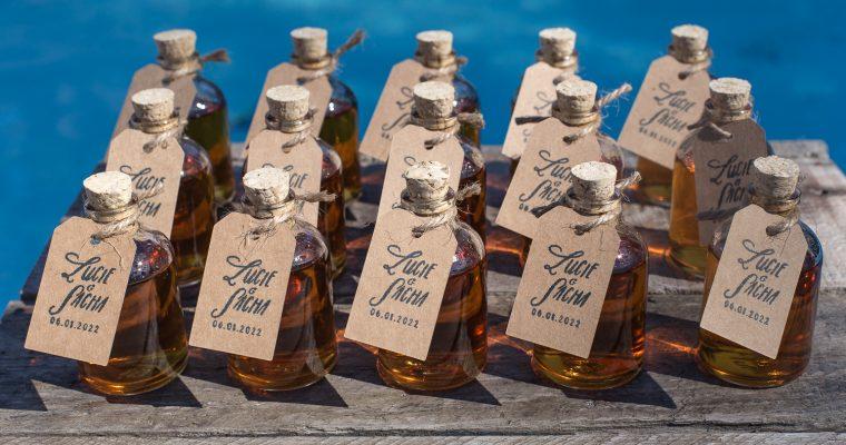 Gagne tes bouteilles de Petit Rhum avec Petit Mariage entre Amis !