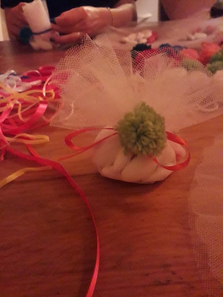 Des dragées pour nos cadeaux d'invités