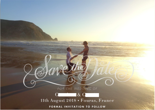 Envoyer un save-the-date par mail