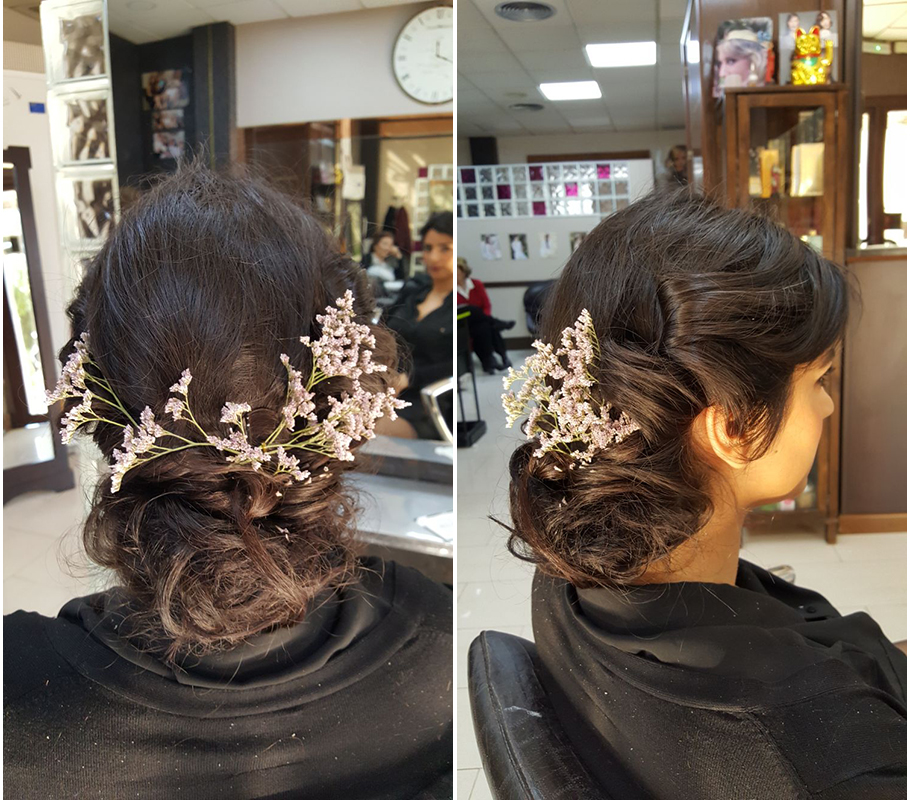 Mes essais de mise en beauté pour le mariage