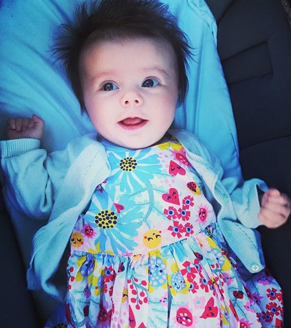 Carnet rose : un bébé pour Madame O'Hara !