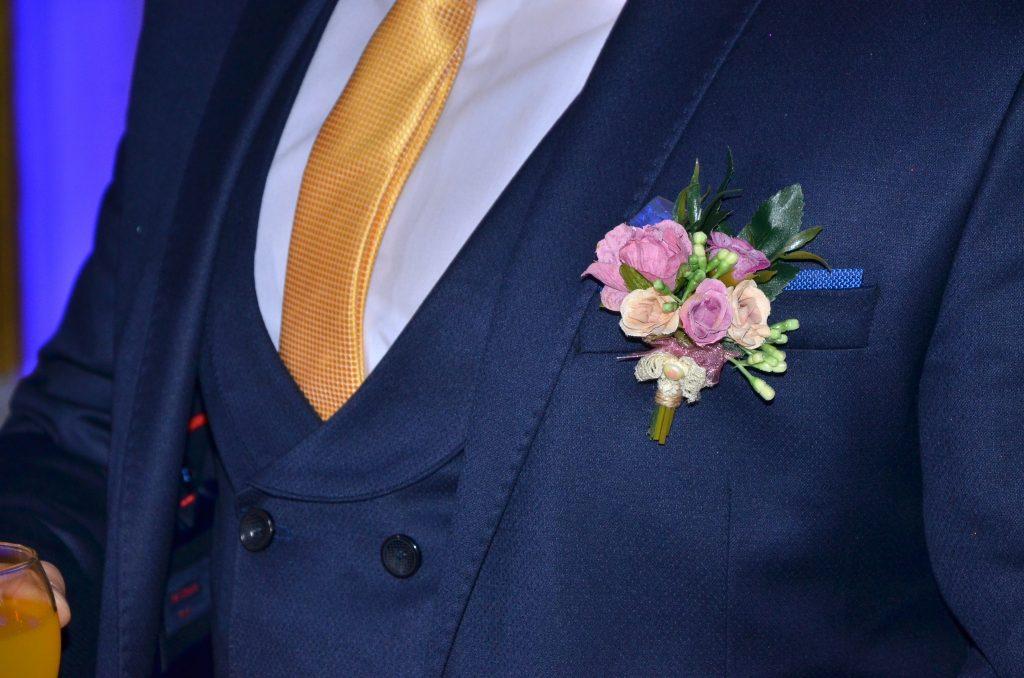 Choisir le costume du marié