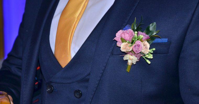 L'épisode où le marié s'habille