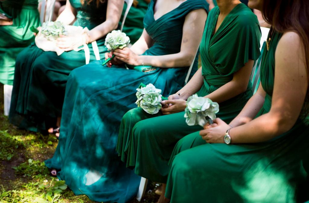 Notre déco de cérémonie sur le thème du Magicien d'Oz // Photo : Julie Lilly Marie