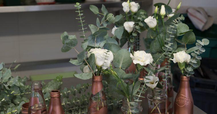 J'ai testé pour toi : faire soi-même la décoration florale du mariage