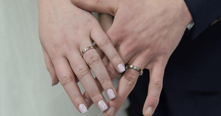 Mon mariage féerique au milieu des ruines : et les amoureux se dirent oui pour la vie