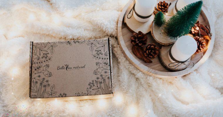 Offre de Noël #7 : 15% de remise sur les box Belle au Naturel