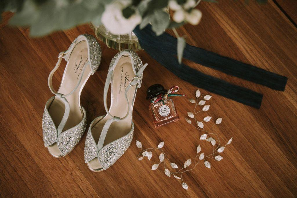 Comment accessoiriser ma robe de mariée ? // Photo : Sara Cuadrado