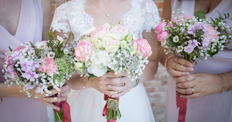 Le mariage doux et romantique de Camille sur le thème des oiseaux