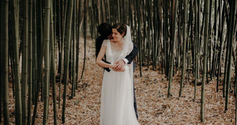 Le mariage vintage et éco-responsable de Charlotte