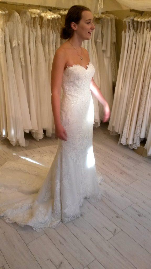 """Mes essayages de robes de mariée """"pour le fun"""" en Irlande !"""