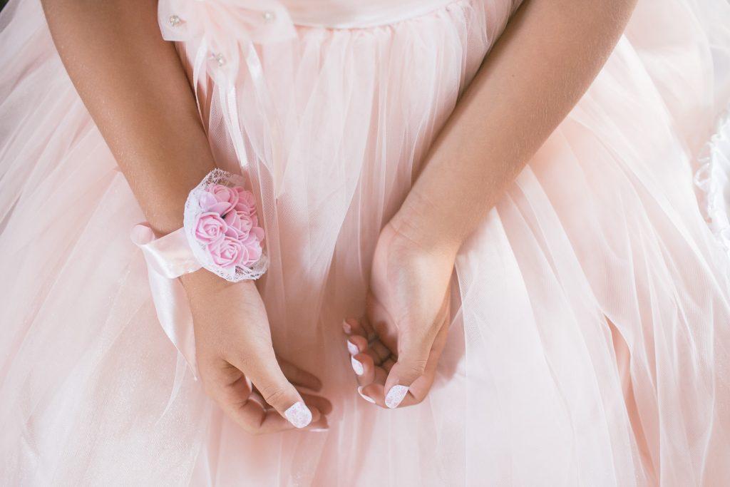 Les accessoires de ma tenue de mariage