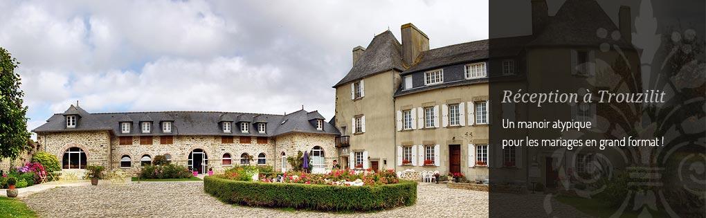 Trouver un lieu pour notre mariage en Bretagne !