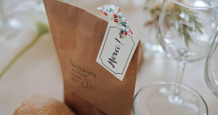 Mon mariage green et romantique : l'heure des adieux