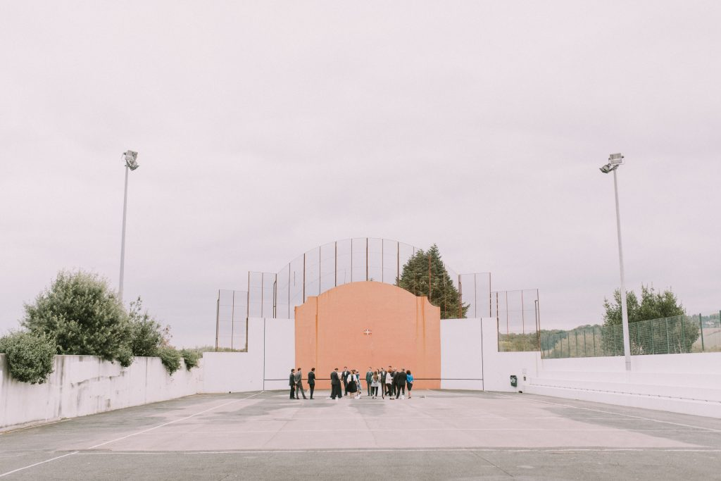Nos photos de groupe après la cérémonie religieuse // Photo : Sara Cuadrado
