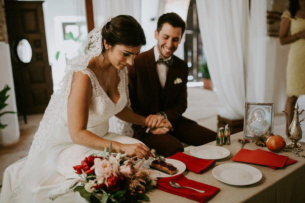 Déroulement et rituels personnalisés de notre cérémonie d'engagement // Photo : Les Récits de Becca