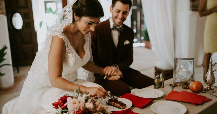 Mon mariage multi-culturel en Andalousie : ma cérémonie d'engagement – Partie 1
