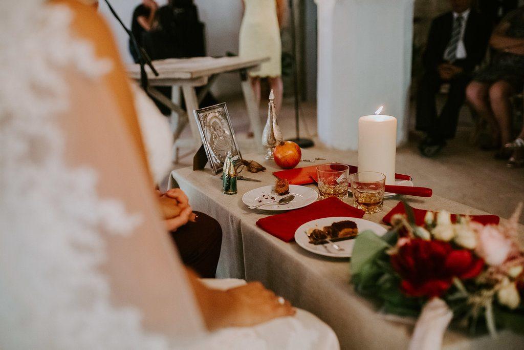 Déroulement et rituels personnalisés de notre cérémonie // Photo : Les Récits de Becca
