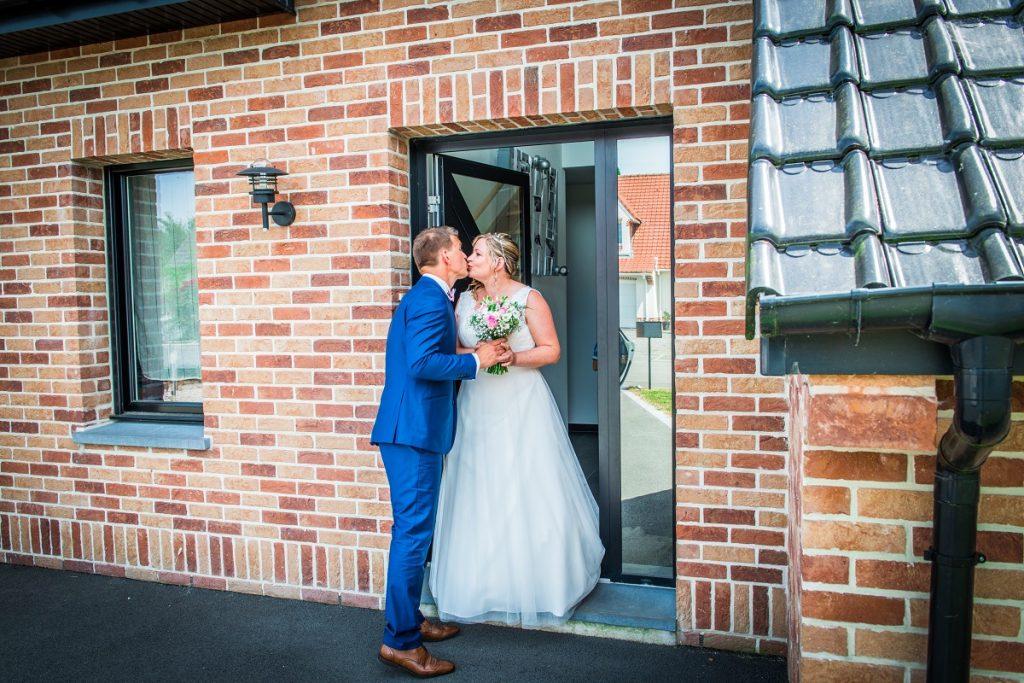 La découverte des mariés // Photo : Damien le Mellec