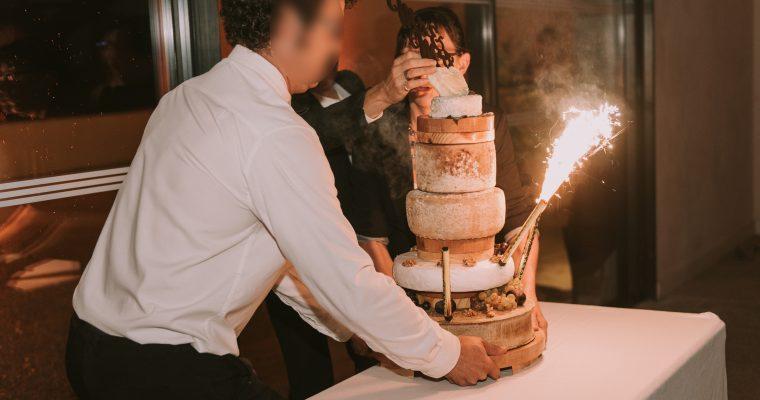 Mon mariage végétal d'automne au Pays Basque : réaliser sa pièce montée de fromages, mode d'emploi