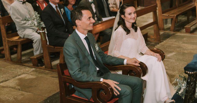 Mon mariage végétal d'automne au pays Basque : la suite de notre cérémonie religieuse… semi-improvisée !
