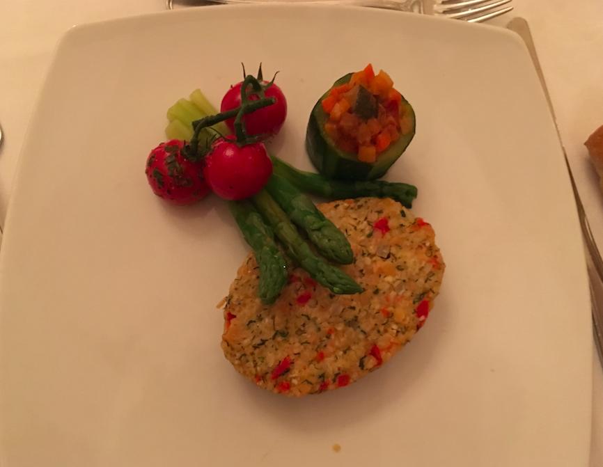 Traiteur imposé et menu végétarien pour le mariage