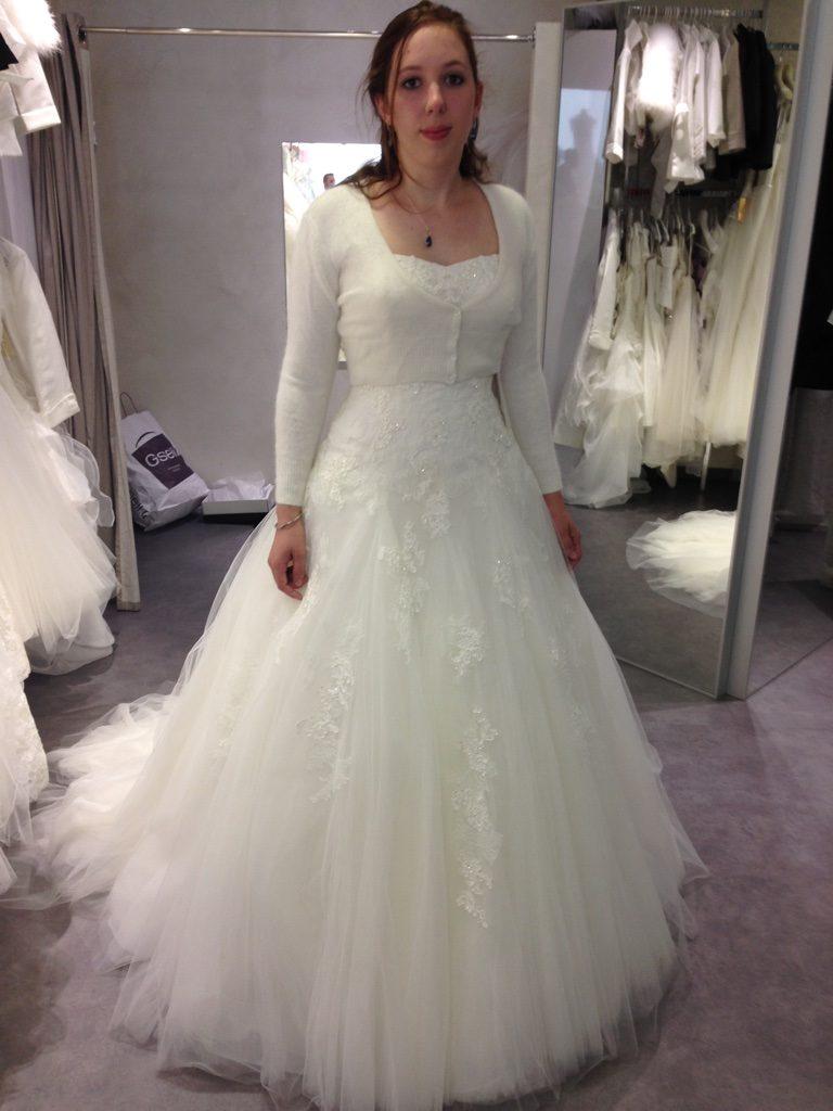 Quels accessoires avec ma robe pour mon mariage d'hiver ?