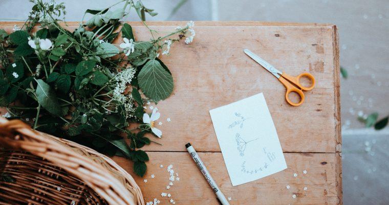 À la recherche du faire-part pour mon mariage d'hiver