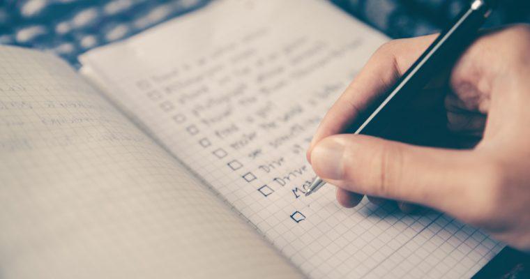 La recherche du lieu idéal – Partie 1 : adapter sa liste de critères
