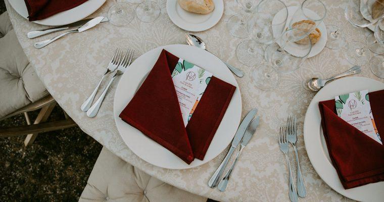 Mon mariage multi-culturel en Andalousie : un repas ponctué de surprises