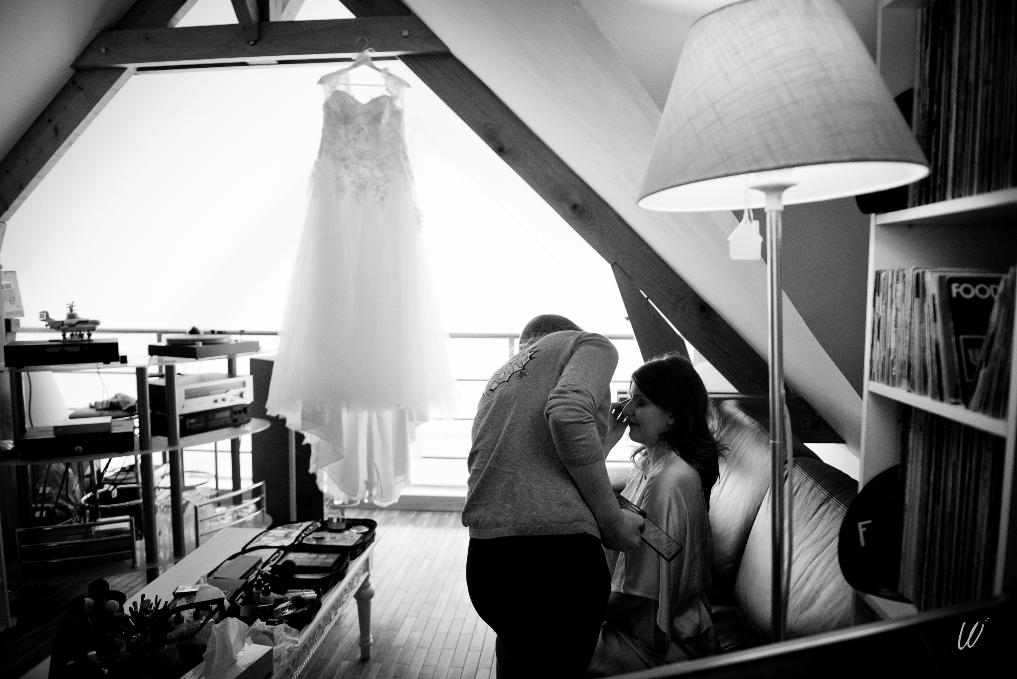 Quel budget pour notre mariage ? Mon bilan financier du jour J sans tabou // Photo : Lucie Nicolas