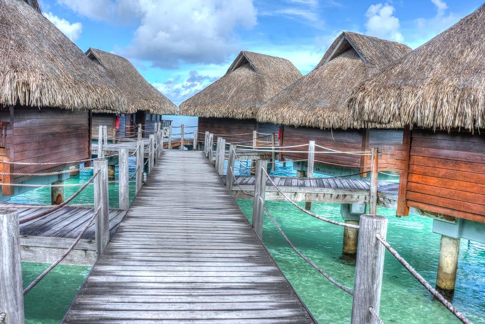 Notre voyage de noces en Polynésie