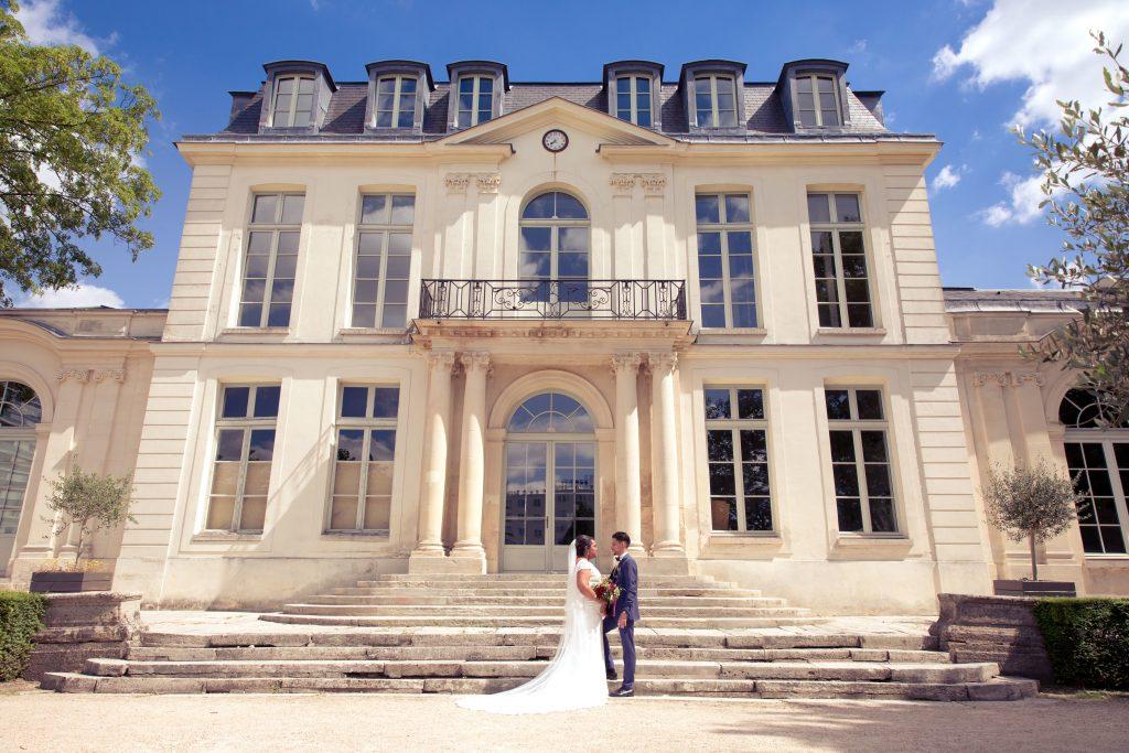 Nos photos de couple, juste après la cérémonie civile // Photos : Delphine Persyn - Nature Films Photography