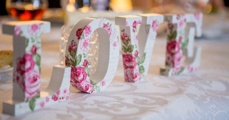 La décoration de mariage pour les fainéants