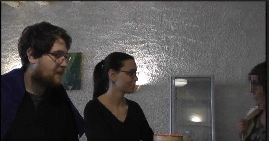 Une animation Kaamelott pendant le mariage !