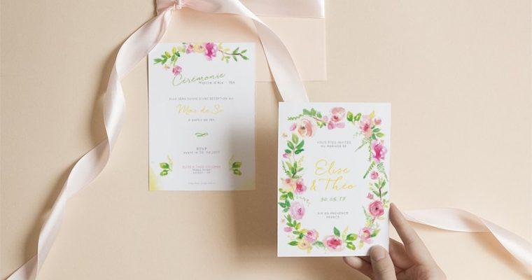 Gagne les faire-part de ton mariage avec Happy Chantilly : les résultats du concours