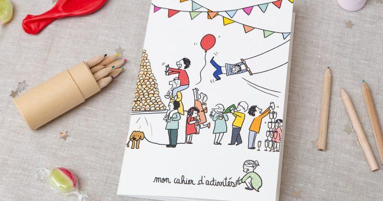 Gagne tes livrets d'activités pour les enfants avec Petit Mariage entre Amis !
