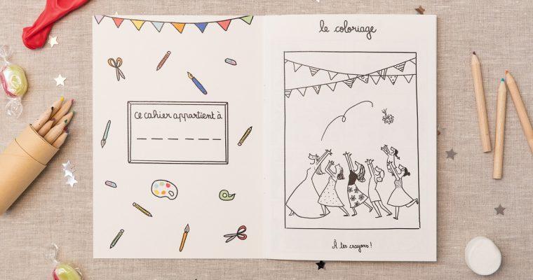 Gagne tes livrets d'activités pour les enfants avec Petit Mariage entre Amis : les résultats du concours