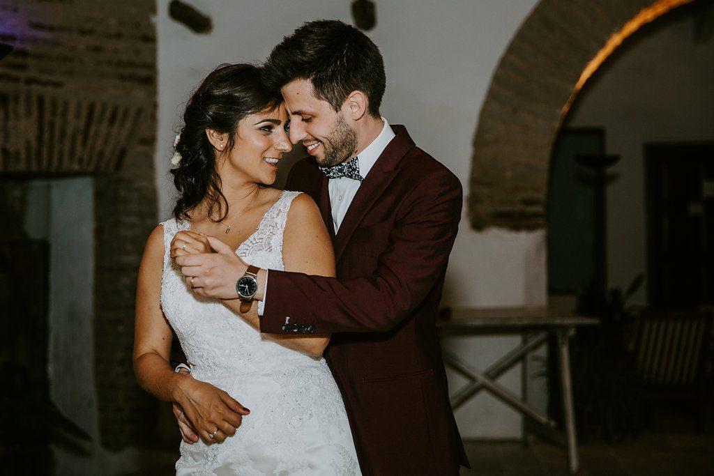 L'ouverture de bal et la soirée du mariage // Photo : Les Récits de Becca