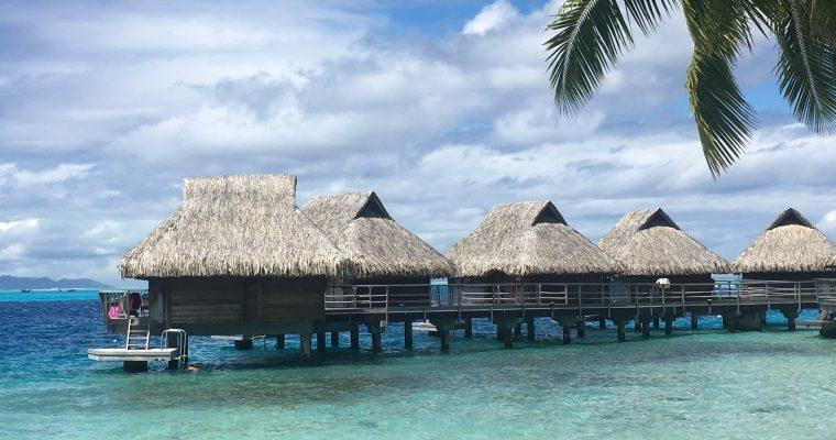 Notre voyage de noces en Polynésie, à la découverte du Paradis : Bora Bora et la fin du voyage…