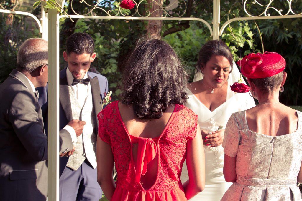 Discours et rituels de notre cérémonie laïque // Photo : Delphine Persyn - Nature Films Photography