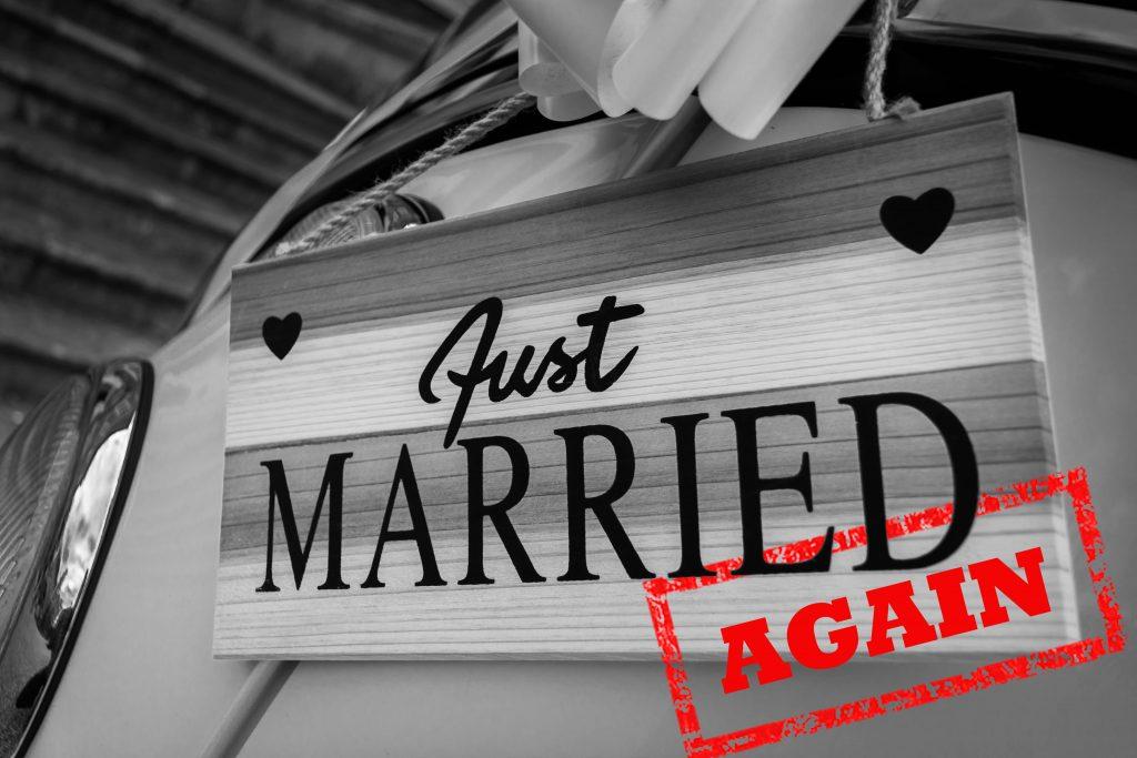 Jalousie : quand mon mariage est un remariage pour lui