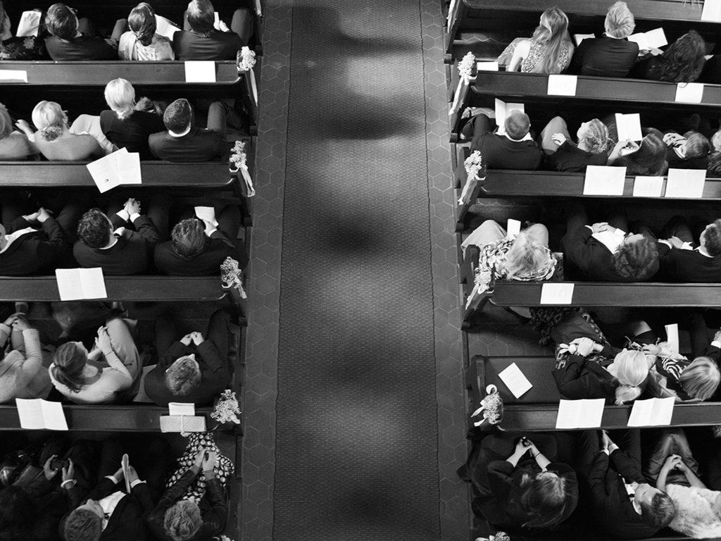 Pourquoi avons-nous choisi une cérémonie à l'église ?